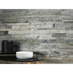 Revestimento Natura Stone Silver 15x50